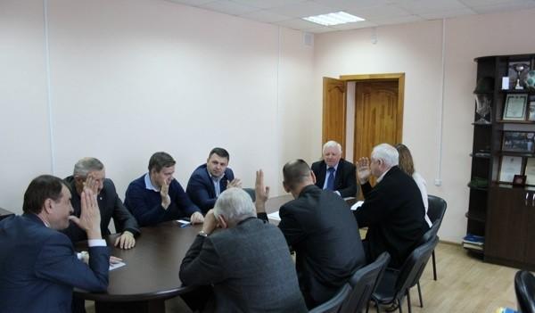 В Смоленской области аккредитовали федерации тенниса и бокса