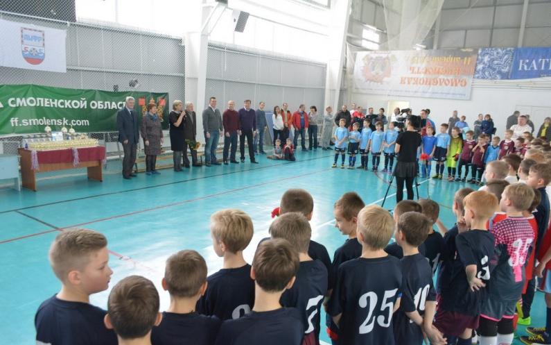 В Печерске прошел X традиционный турнир по мини-футболу