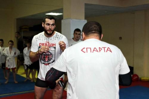 Андрей Апрелков: «Предстоящий поединок — мой первый профессиональный бой»
