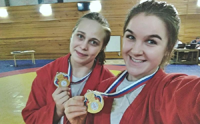 Выпускница смоленского училища выиграла чемпионат ЦФО по самбо