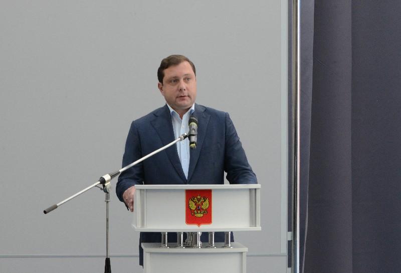 Алексей Островский намерен привлечь частные инвестиции в спорт