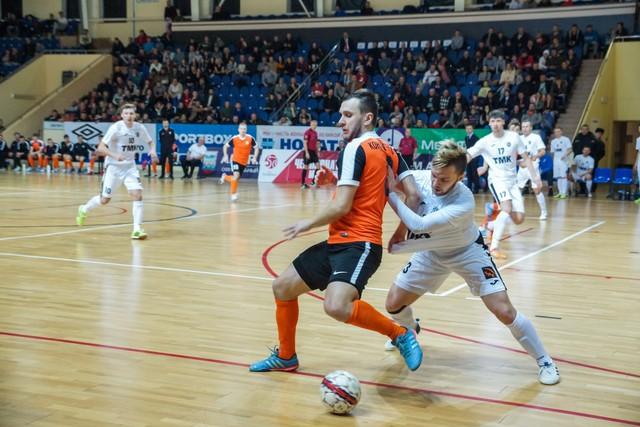 Смоленский «Автодор» выбыл из Кубка России