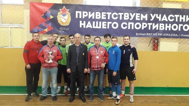 Выпускники Булгакова — победители Рождественского турнира в Смоленске