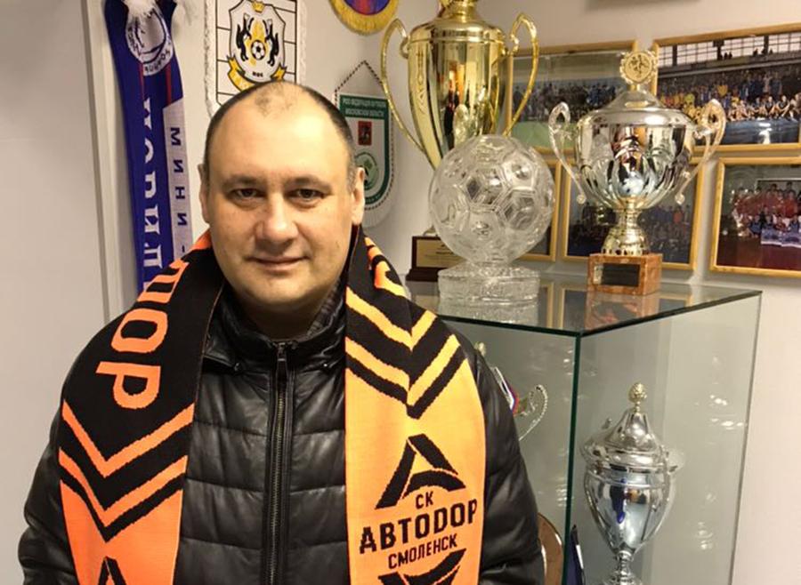 Болельщик смоленского «Автодора» уехал за любимой командой в Норильск