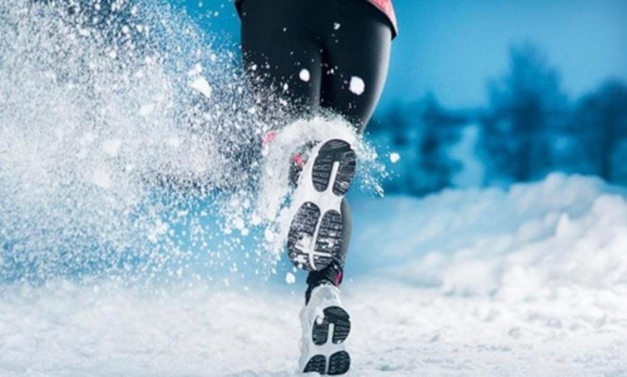 Видео новогоднего марафона в Смоленске выложили в интернет