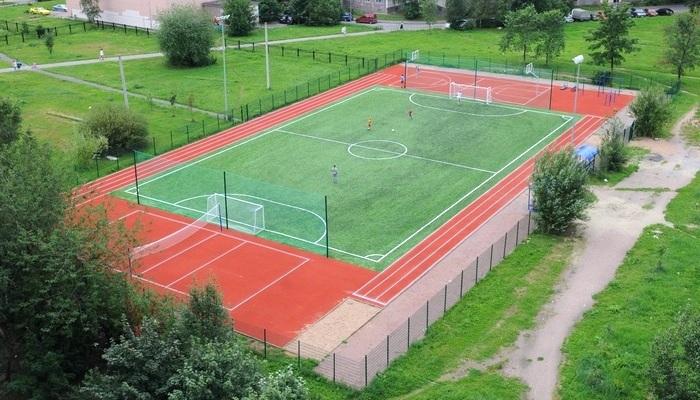 В Смоленске построят футбольное поле