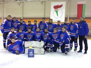 Юноши из смоленского «Славутича» завоевали «серебро» на международном турнире