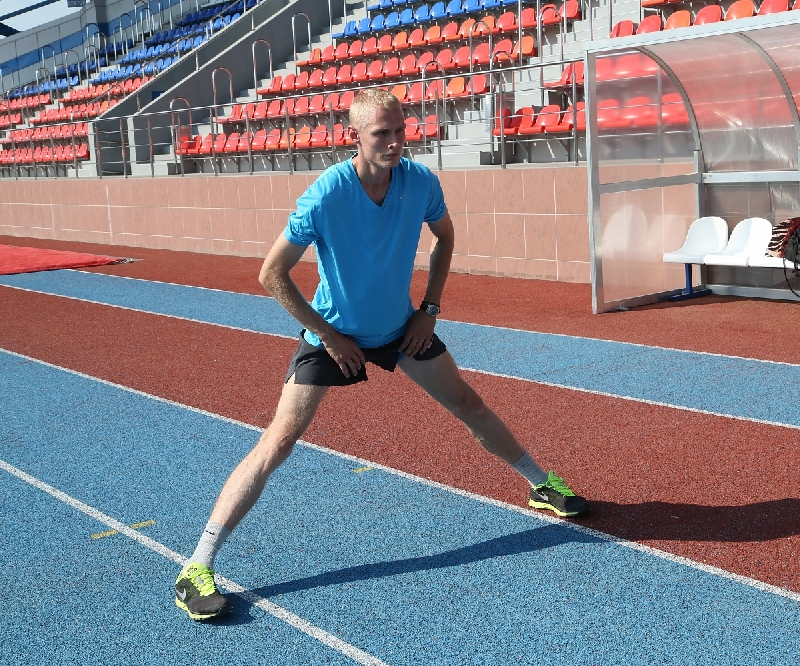 Смоленский легкоатлет стал третьим на всероссийских стартах