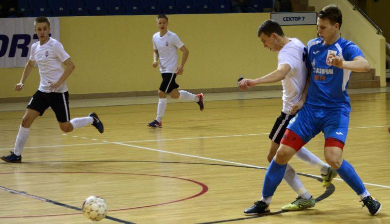 Недетские страсти юниорской суперлиги в Смоленске