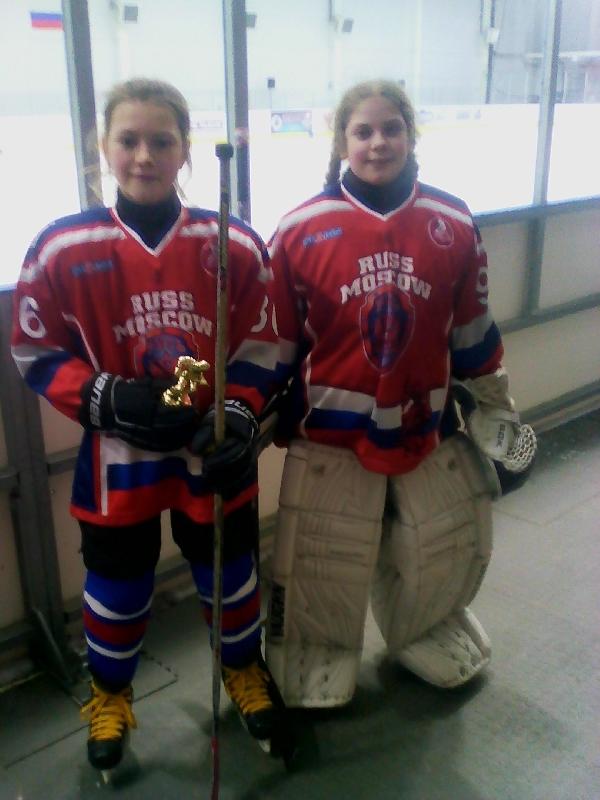 Смолянки завоевали «бронзу» на хоккейном турнире