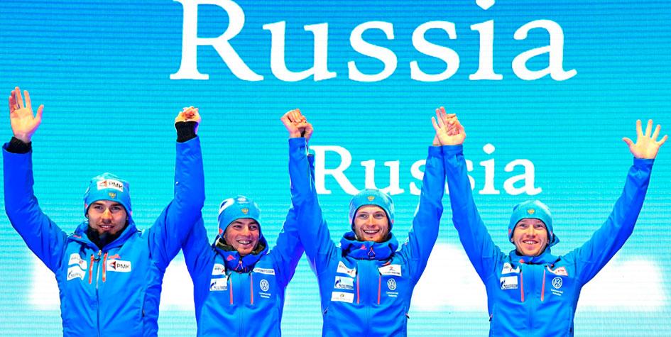 В Союзе биатлонистов допустили отказ от участия в Олимпиаде