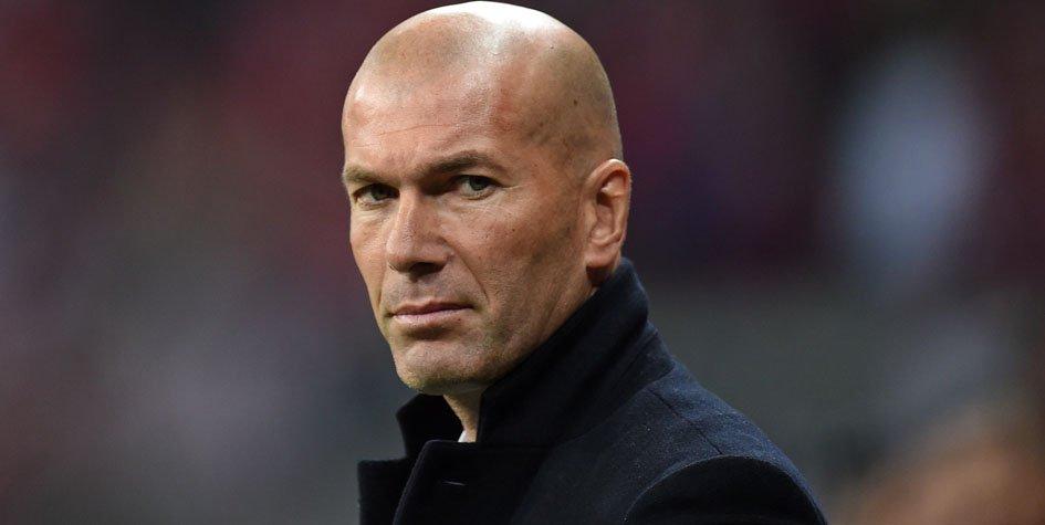Главный тренер «Реала» назвал личным провалом вылет из Кубка Испании