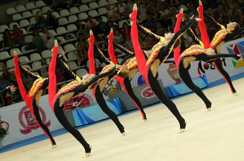 Смоленск примет первенство по эстетической гимнастике