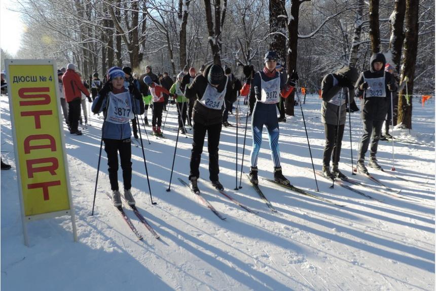 Жилин, Шашерин и Эйдельман – самые быстрые юные лыжники Промышленного района Смоленска