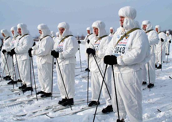 Через Смоленскую область проложили сверхдальний лыжный переход