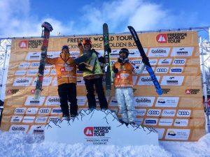 Смоленский фрирайдер стал призером этапа мирового тура