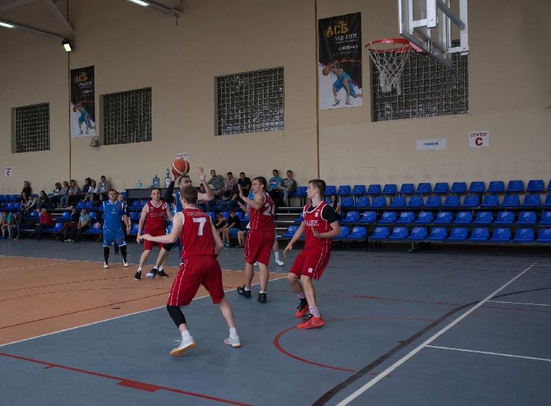 Баскетболисты СГАФКСТ принимают домашний тур АСБ