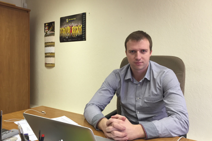 Сын экс-директора смоленского «Кристалла» ушел из «Ростова»