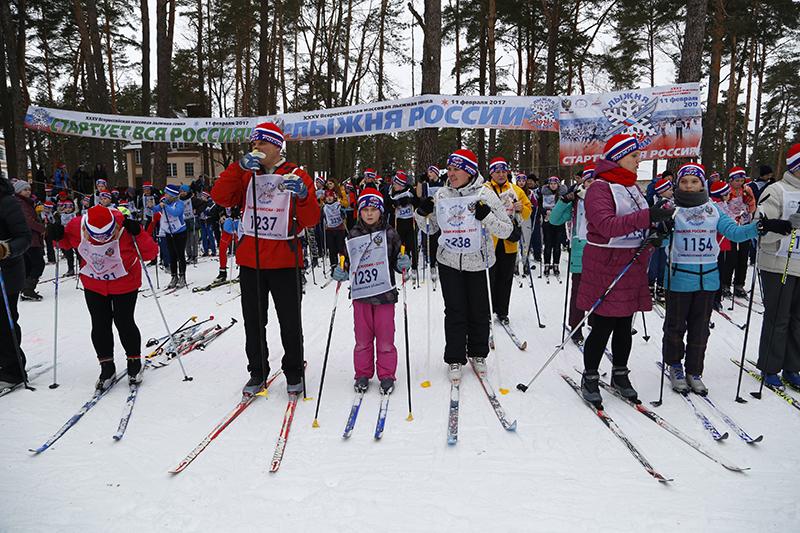 10 февраля смолян ждут на «Лыжне России»