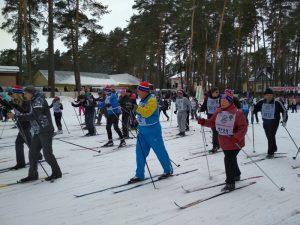 4000 смолян приняли участие в «Лыжне России-2018»
