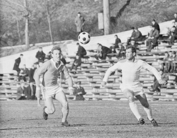 Boxing day по-смоленски, или Как играли в футбол 50 лет назад