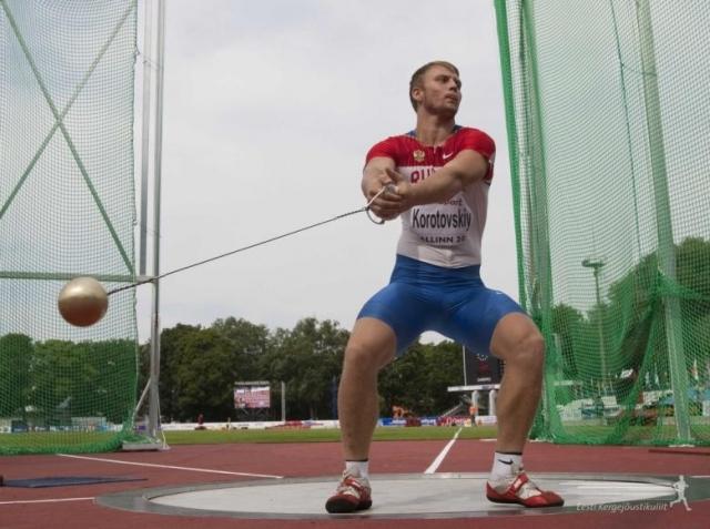 Смоленский легкоатлет выиграл «бронзу» на всероссийском турнире