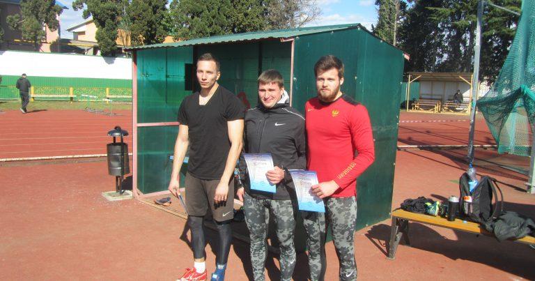 Смоленский легкоатлет выиграл «бронзу» на всероссийском старте