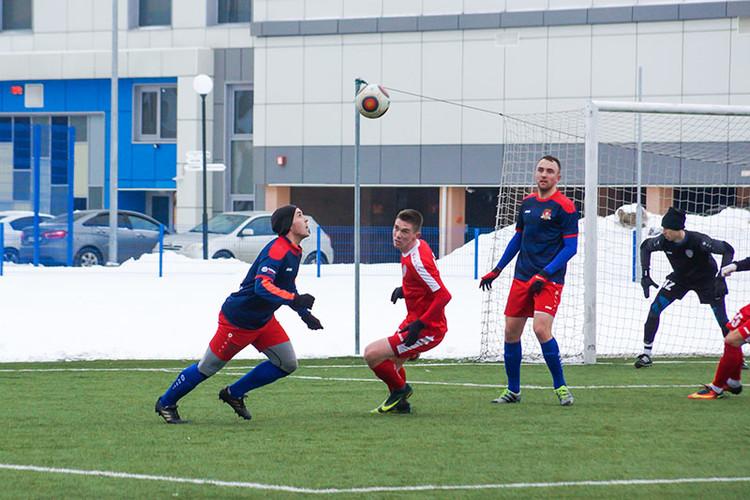 ЦРФСО в Смоленске обыграл брянское «Динамо»