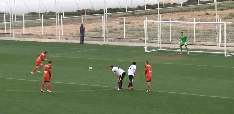 Бывший футболист смоленского «Днепра» забил клубу премьер-лиги