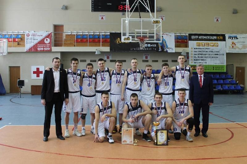 Баскетболисты СГАФКСТ первенствовали в зоне «Черноземье» АСБ