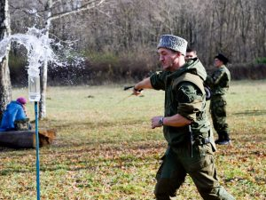 В Смоленской области пройдет чемпионат по… рубке шашкой