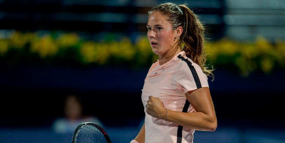 Первой ракеткой России станет 20-летняя теннисистка