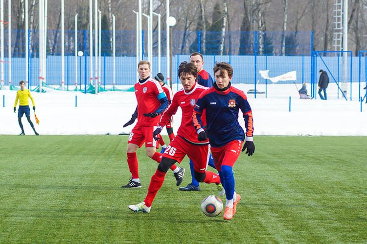 ЦРФСО в Смоленске сыграл с брянским «Динамо»