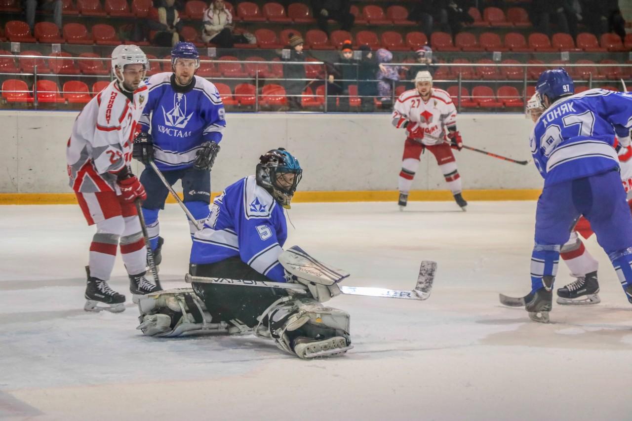 «Монолит» выиграл «регулярку» чемпионата Смоленской области