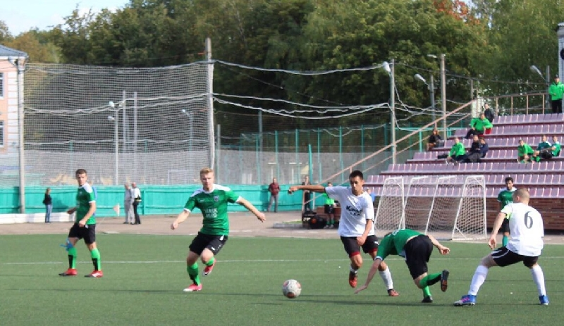 Смоленские футболисты узнали соперников по первенству КФК
