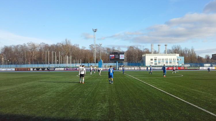 Смоленские студенты сыграли вничью с командой Северо-Кавказского федерального университета