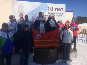 Смолянка стала абсолютной чемпионкой первенства России по биатлону