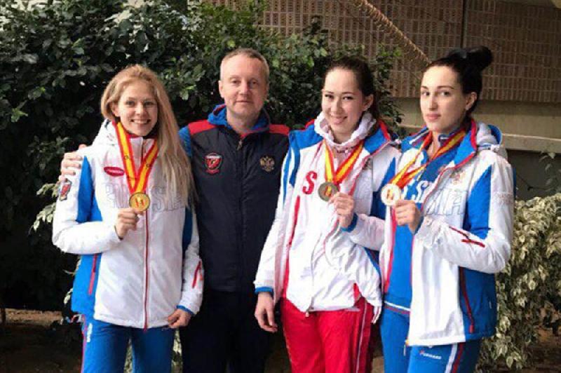 Студентки смоленского училища завоевали медали на международном турнире по тхэкводно