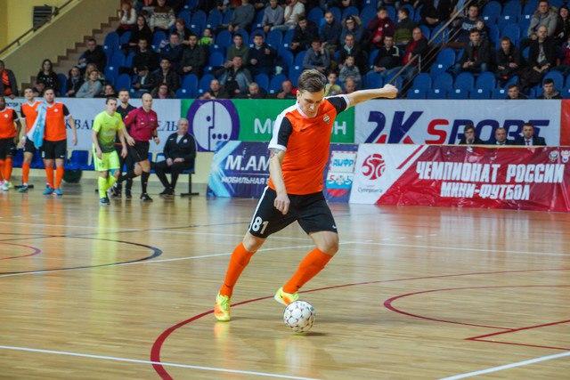 Смоленский «Автодор» одержал волевую победу над «Новой генерацией»
