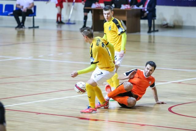 Смоленский «Автодор» одержал третью победу подряд
