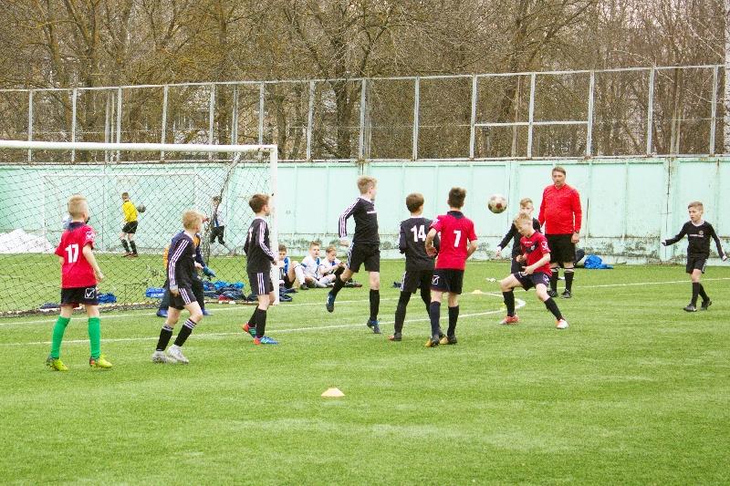 В Смоленске прошел международный турнир по футболу