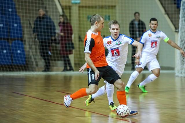 Смоленский «Автодор» на последней минуте упустил ничью в матче с «Тюменью»