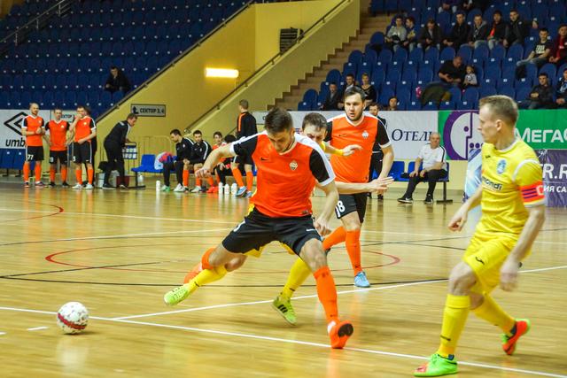 Смоленский «Автодор» из-за долгов могут не допустить до следующего чемпионата