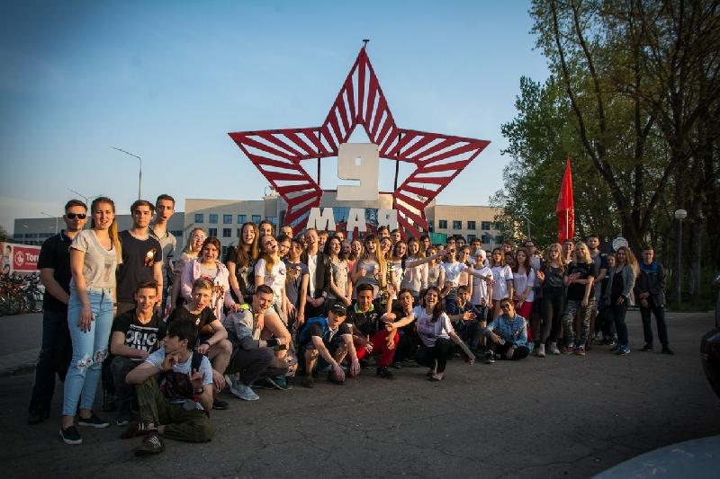 В Смоленске прошел военно-патриотический квест «Дух победы»
