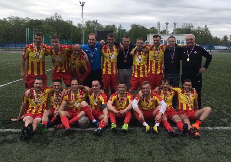 Футболисты «Автодора» выиграли Суперкубок Смоленской области