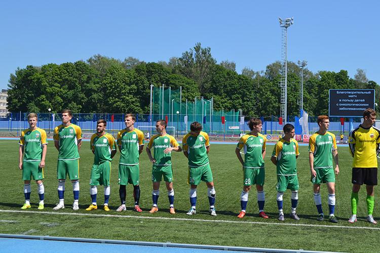 В Смоленске пройдут матчи Национальной студенческой футбольной лиги