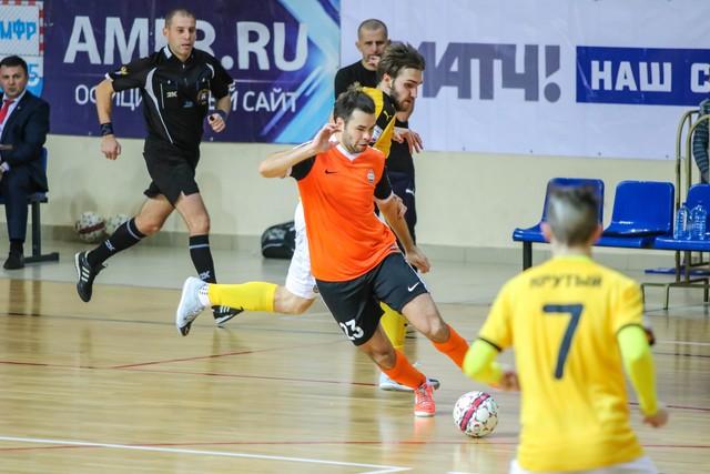 В воскресенье смоленский «Автодор» сыграет последний матч сезона