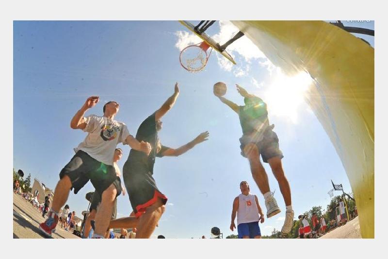 В Смоленске пройдет турнир по уличному баскетболу