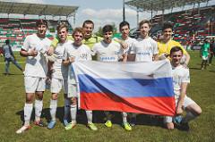 Смоляне заняли 8 место на Чемпионате мира среди детей-сирот