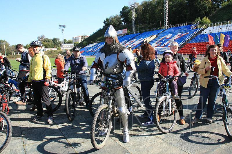 Стало известно, когда в Смоленске пройдет велопарад